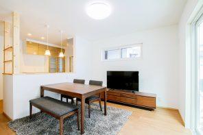 空間にゆとりをつくる、大容量外収納のある家 ハーバーハウス長岡支店