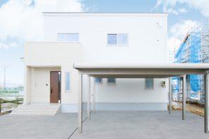 明るい空間にコーディネート L型LDKの共有型二世帯住宅 ハーバーハウス長岡支店