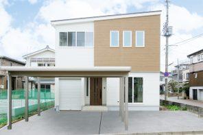 長岡市中島|オーナーズハウス見学会「畳敷きのリビングでくつろぐナチュラルテイストハウス」