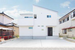 新潟市西区亀貝「MIRAI 家族それぞれの希望を形にした分離型二世帯住宅」住宅完成見学会