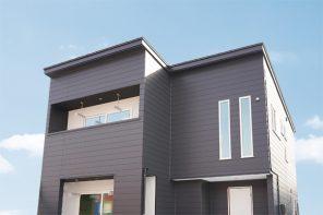 長岡市希望が丘「BLEAST ゆとりある住まいでくつろぐガルバリウム外壁の家」住宅完成見学会