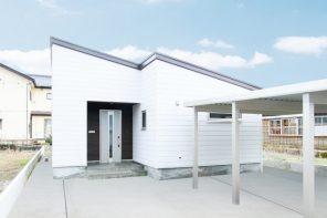 長岡市与板町東与板「STORY 広い敷地を有効活用した平屋住宅」住宅完成見学会