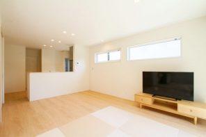 長岡市西新町「畳スペースをたくさん取り入れたくつろぎの和モダンハウス」住宅完成見学会