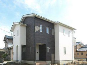 ヨーロッパ風レンガ調クロスの家 ハーバーハウス長岡支店