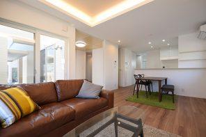 プレーリースタイルの2世帯住宅 ハーバーハウス長岡支店