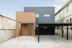 長岡市中島「たくさんの光がさしこむ2階LDKの家」住宅完成見学会