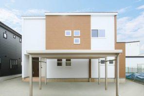 長岡市花園南「明るい大空間LDKのある家事ラクハウス」住宅完成見学会