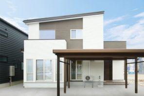 見附市市野坪町「吹き抜けから光がたっぷり入る明るい家」住宅完成見学会